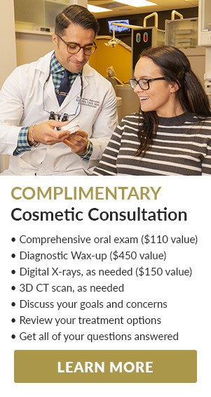 Complimentary Cosmetic Consultation Offer