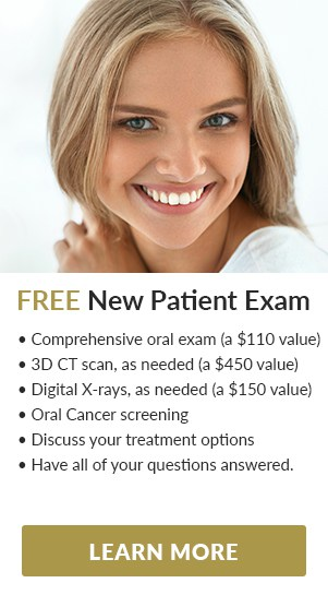 New Patient Exam Offer Ad