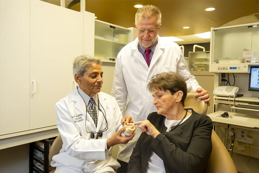 Implant-Supported Full-Arch Teeth Replacement